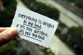 Everything ok quote